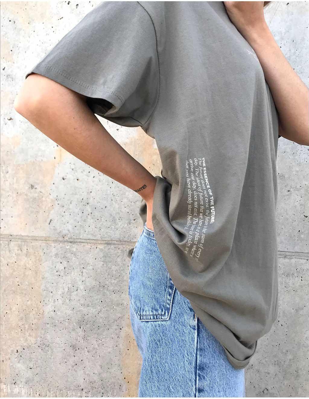 camiseta orgánica sgwear