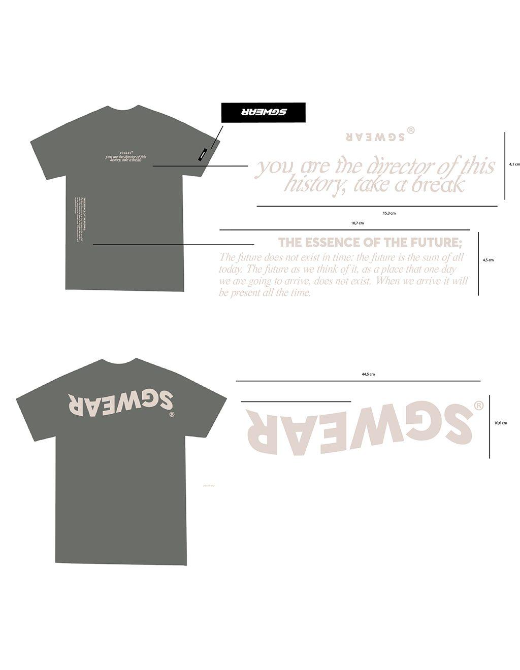 """Camiseta """"Director"""""""